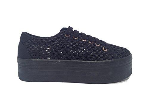 Sneaker JC Play Zomg Mesh Black/Black