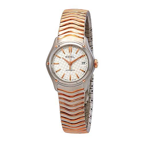 Ebel 1216086 - Reloj automático para Mujer, Esfera de Plata