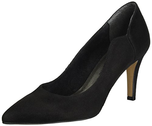 Tamaris Damen 22423 Pumps, Schwarz (Black 001), 40 EU
