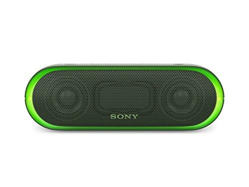 Sony SRS-XB20G - Altavoz inalámbrico portátil (Bluetooth, NFC, Extra Bass, 12...