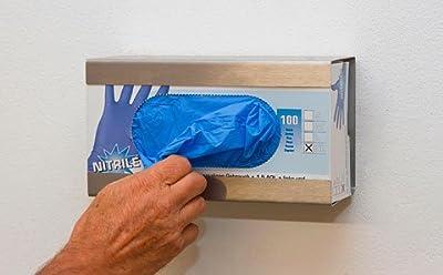 Kerbl 15339 Wandhalter für Einmalhandschuhe von Albert Kerbl GmbH bei Du und dein Garten