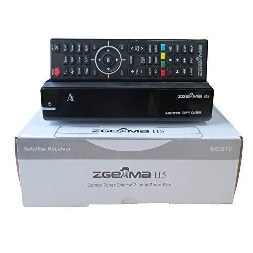 ZGEMMA H5 Digital Receptor De TV & Combo
