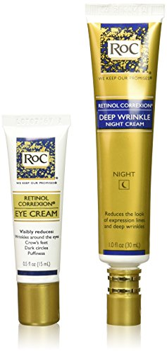 RoC Retinol Correxion Deep Wrinkle Repair Pack (Deep Wrinkle Eye Repair)