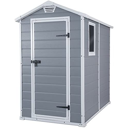 Keter Manor Garden Storage Shed