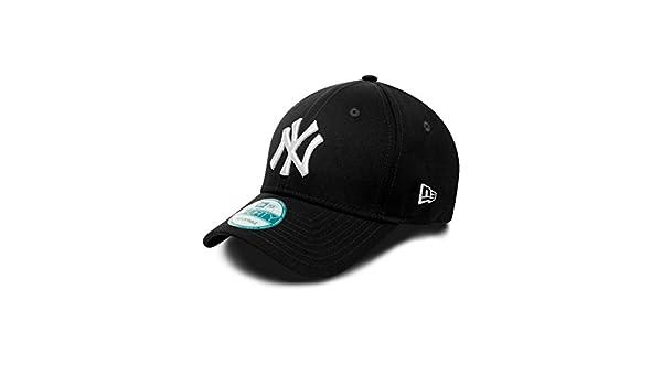 New Era Boy s K 940 MLB Bas New York Yankees Cap - Black White d7592ca674bf