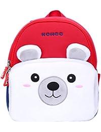 Kleinkind-//Baby-Rucksack mit Sicherheitsgurt mit abnehmbarem Teddyb/är Sep Star