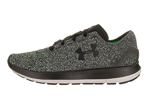 Under Armour Mens Speedform Slingride Black/Hyper Green/Black