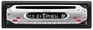 Sony CDX-L480X CD-Tuner with RDS and white LCD