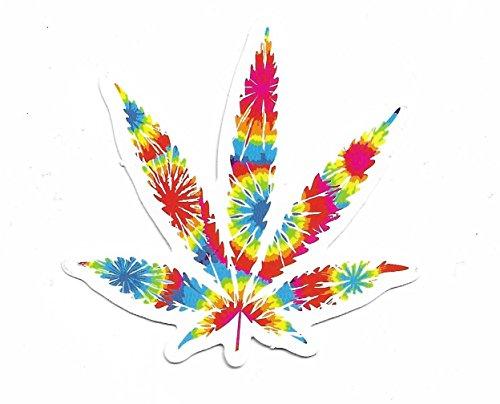 greestick Aufkleber Weed by Sticker Bomb einzeln farbig Vinyl Decal