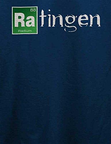 Ratingen T-Shirt Navy Blau
