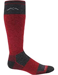 Darn Tough Vermont Merino Wolle over-the-calf Kissen Socke