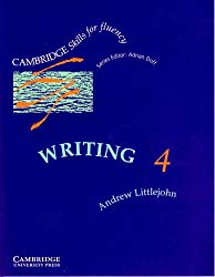 Writing 4 Student's book: Advanced (Cambridge Skills for Fluency)