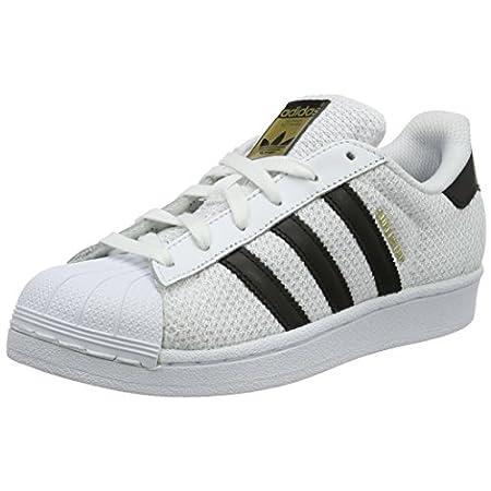 adidas Unisex Kinder Superstar J Sneaker