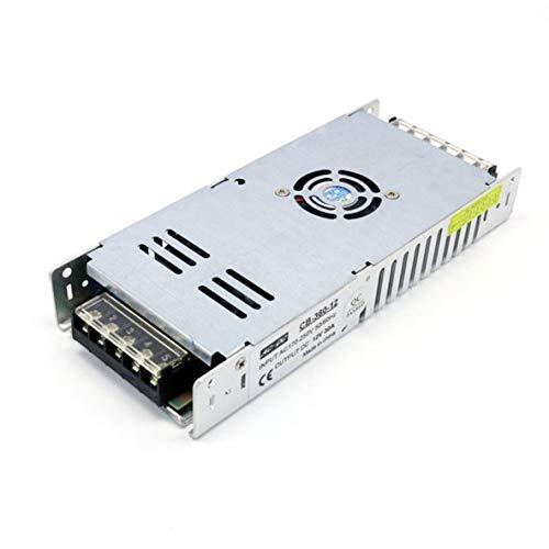 Conducteur AC170V-250V 50 / 60Hz ultra-mince de 12V 30A 360W d'alimentation à découpage de LED