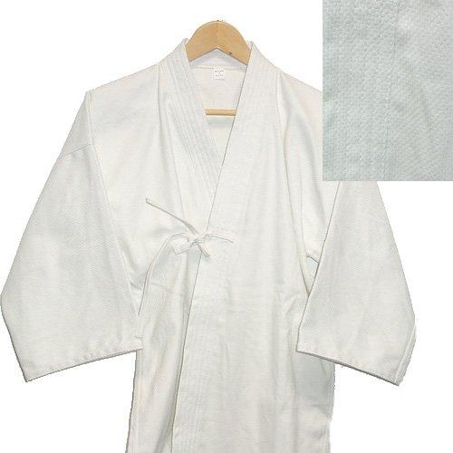 Kendogi, Aikido - Kendo Jacke weiß (190cm) (Aikido-gi)