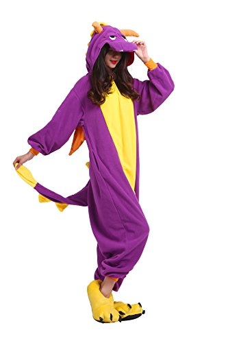 - Dragon Hoodie Kostüm