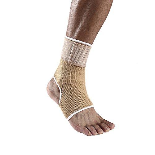 One Paar atmungsaktiv Knöchelbandage mit Kompression Wrap Unterstützung für Balance Fragen Fuß Support Bandage One Größe verstellbar -