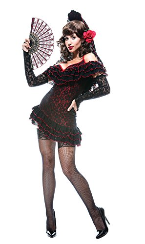 Morris Costumes Lady of Spain French Kiss Xs