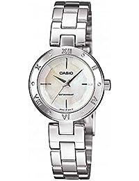 Casio LTP-1342D-7CEF - Reloj analógico de cuarzo para mujer con correa de 0617b558d77a