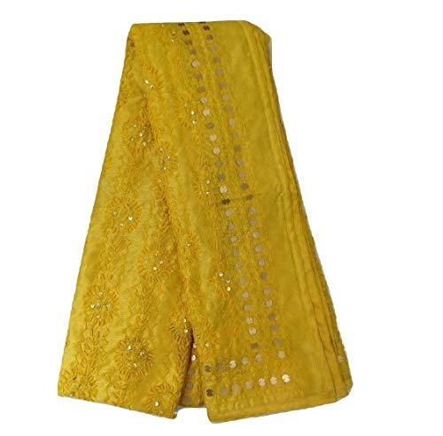 Tweedle phulkari hand embdoidery kantha stitch dupatta for women