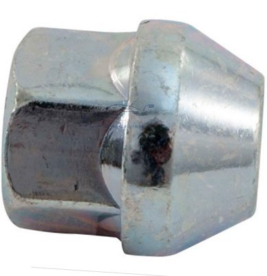 4 x M12 x 1.5mm Wheel nut//lug with 19mm hex head 60 Degree Taper. XtremeAuto/® OPEN END NUT