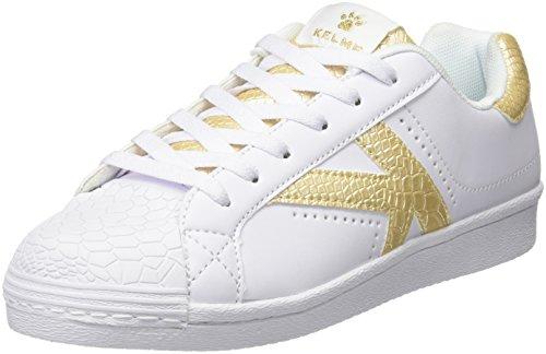 Kelme Donna K-legend scarpe sportive bianco Size: 40