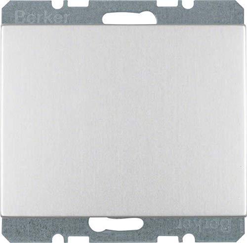 Hager 10457003 interruptor de luz Aluminio - Interruptores de luz (Aluminio, Aluminio,...