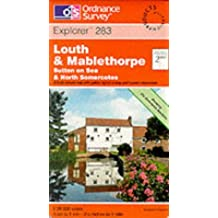 Louth and Mablethorpe (Explorer Maps)