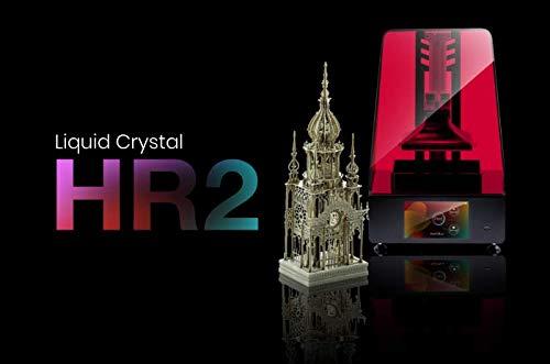 PhotoCentriC3D – Liquid Crystal HR2 - 4