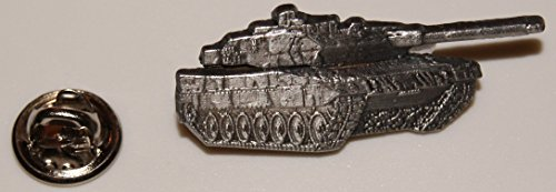 Panzer Leopard 2 Leo 2 Militär l Anstecker l Abzeichen l Pin 400 - Leo-abzeichen