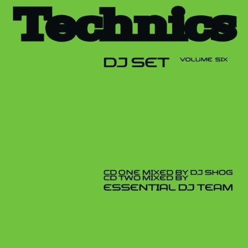 Preisvergleich Produktbild Technics DJ Set Vol. 6