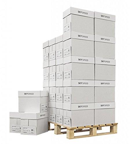 SKY Speed Standard Kopierpapier, DIN A4, 100.000 Blatt-Palette