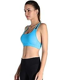 f667b0d10c Lady Sport Intimo Reggiseno Fitness Yoga Ferretto Reggiseno Senza  Esecuzione Abbigliamento Festivo Abbigliamento Festivo Traspirante Comodo