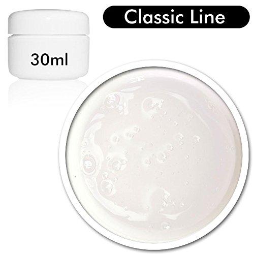 Gel UV/LED - Clear, Transparente 30ml - Blucc Style
