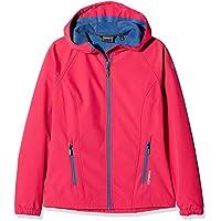 ICEPEAK Renee niña Softshell Chaqueta, otoño/Invierno, Niñas, Color Frambuesa, tamaño 116