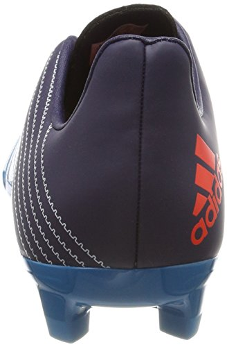 adidas Malice Fg, Chaussures de Rugby Homme Turquoise (Mystery Petrol /noble Ink /blaze Orange )