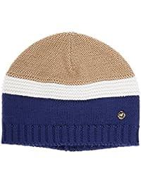 Armani Jeans cuffia berretto donna in lana originale blu 4e9c3a4c4e16