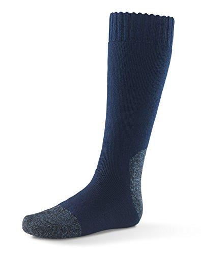 Click effectifs de sécurité-Chaussette-Bleu marine