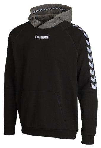 Hummel Kinder Sweatshirt Stay Authentic Hoody Black, 10-12(140-152) -