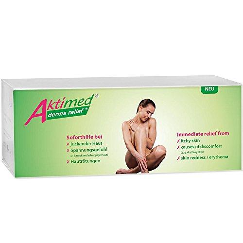 Aktimed derma relief+ - neuartiger Verband zum Einsatz bei dermatologischen Indikationen - Einsatz...