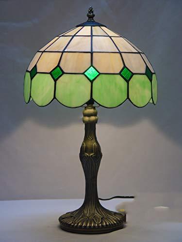 HHRONG Europa Und Die Vereinigten Staaten Kreative Beleuchtung Tiffany Tischlampe Schlafzimmer Nacht Arbeitszimmer Hochzeit Hochzeitszimmer Geschenk Dekoration Lichter-F