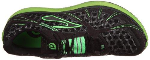 Brooks pureGrit trail chaussures de course Noir - Noir
