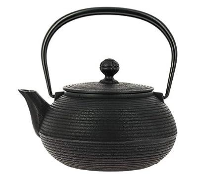 théière japonaise Fonte iwachu senbiki 800ML noire