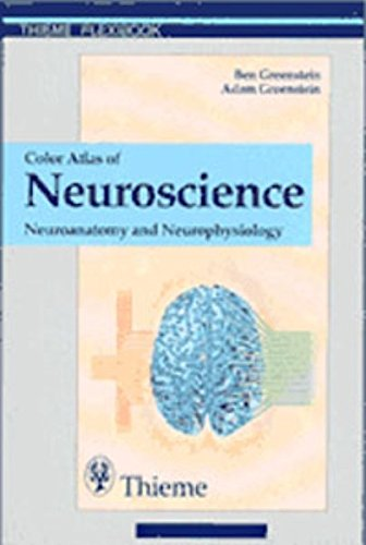 Atlas of Neuroscience. Neuroanatomie and Neurophysiology (Thieme Flexibook)