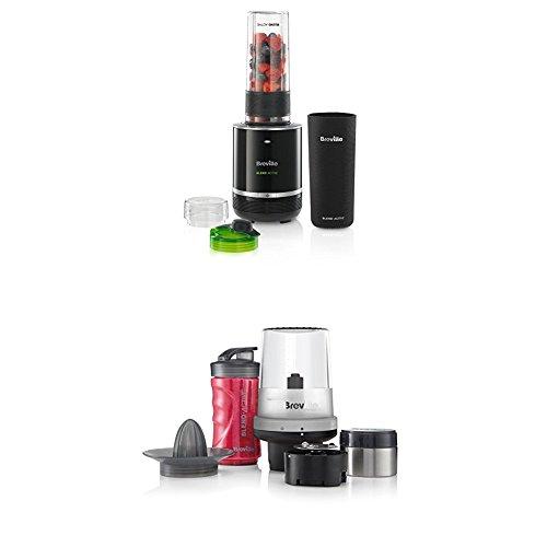 Breville - Batidora personal y pack de accesorios - VBL120X + VBL139