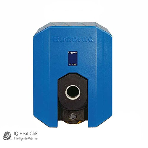 Buderus Logano G125 21 kW Gusskessel Niedertemperatur Kessel Glieder Öl + Gas -