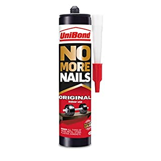 UNIBOND 1963627 No More Nails Original Cartridge 300ml