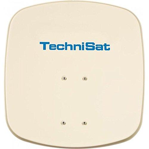 TechniSat DigiDish 45 Aluspiegel, beige (Spiegelblech 45 cm)