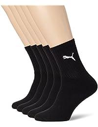 Puma Unisex Sport Crew 5p E-Com Socken