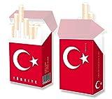Zigarettenschachtel-Überzieher -